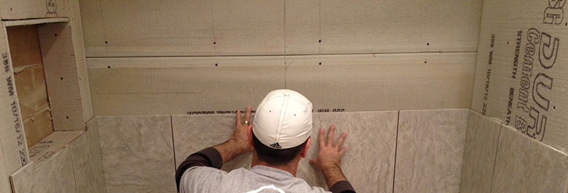 installing-18-x-18-shower-wall-tile