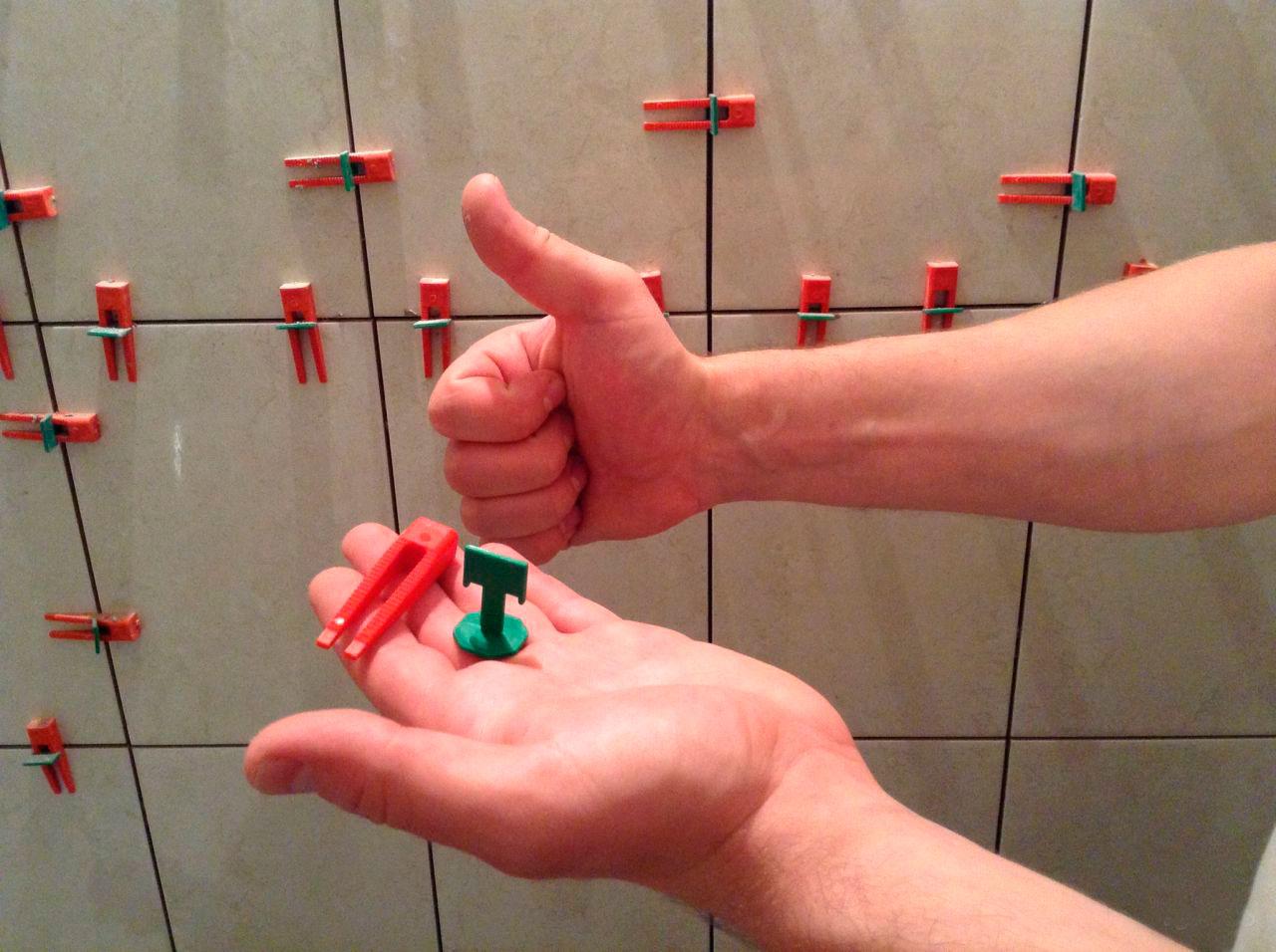 Свп система выравнивания плитки своими руками купить