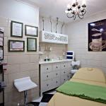 отделка косметологического кабинета в салоне красоты
