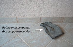Затирка швов плитки своими руками