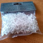 Пластиковые крестики 2 мм