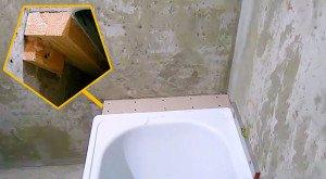 Как своими руками выложить плитку в ванной