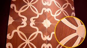 Панно из плитки: правила укладки и примеры использования (с фото)