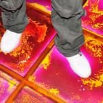 Танцпол —лучшее место применения живого покрытия