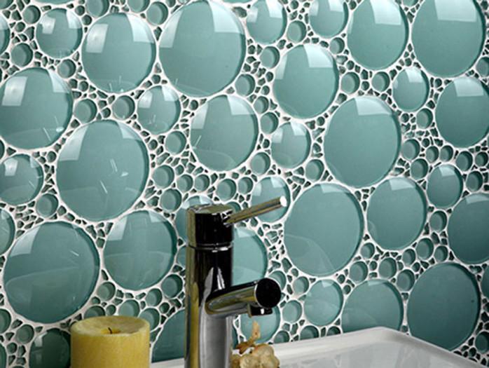 Топ 7 видов необычной мозаики: золотая, зеркальная, перламутовая