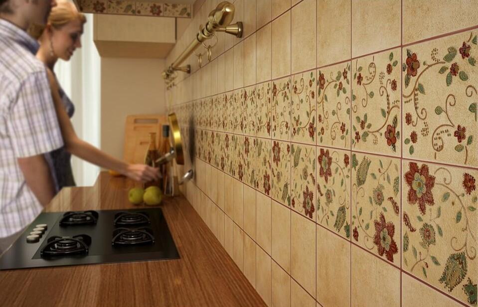 Как обклеить кухню своими руками
