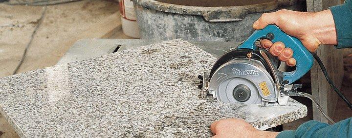 Как сделать из плиткореза пилу