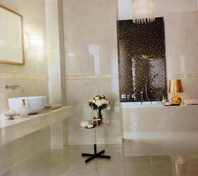 плитка в ванную комнату под мрамор китай