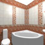 Стоимость 1 квадратного метра 300—335 рублей, 1 декор — 112 рублей.