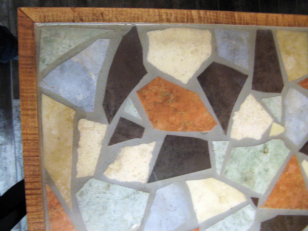 Своими руками сделать плитку из керамики