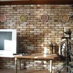 Декоративная гипсовая плитка для стен