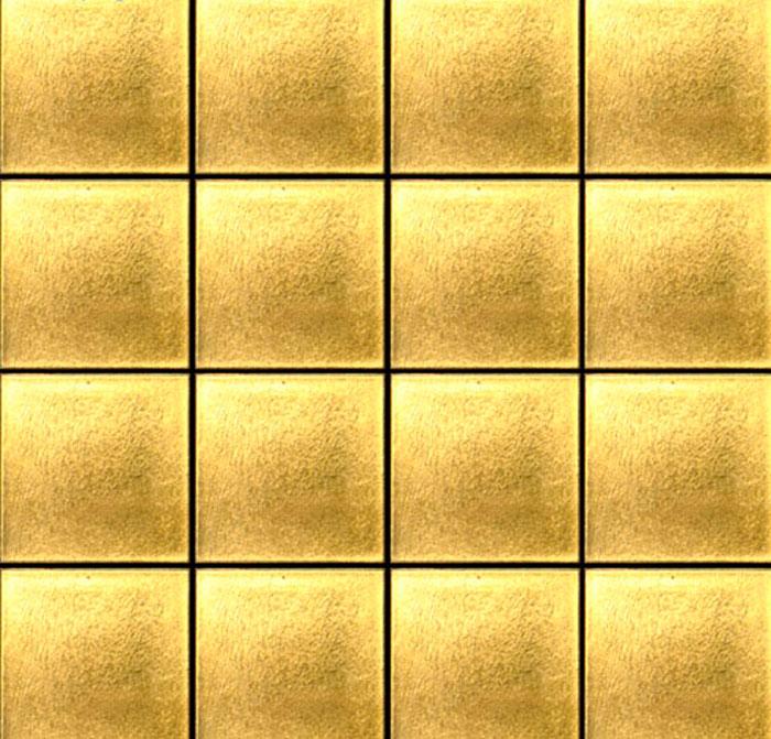 Китайская компания Alizia следует принципам итальянских мастеров, создавая простые и смелые решения: «золотые», «перламутровые», «авантюриновые». Золотая серия этого производителя богата коллекциями – вашему вниманию мелкая и крупная текстура, белое и красное золото, сияющая и целенаправленно замутнённая плитка.